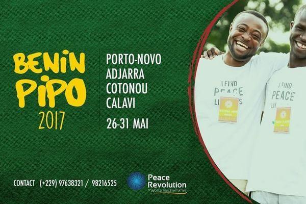 BENIN PIPO Tour 2017